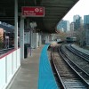 Redline to Howard Train, Chicago