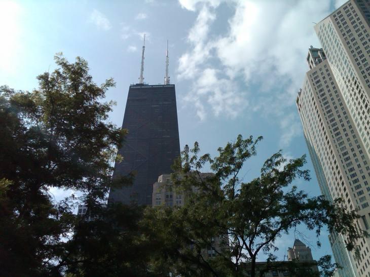 Oak Street Area Chicago, Big John