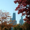 Chicago in October