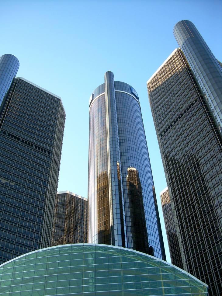 Detroit, Auto Homeland