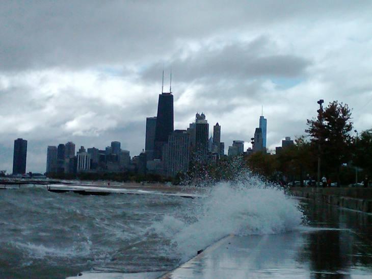 Awesome Splash, Chicago Lakefront