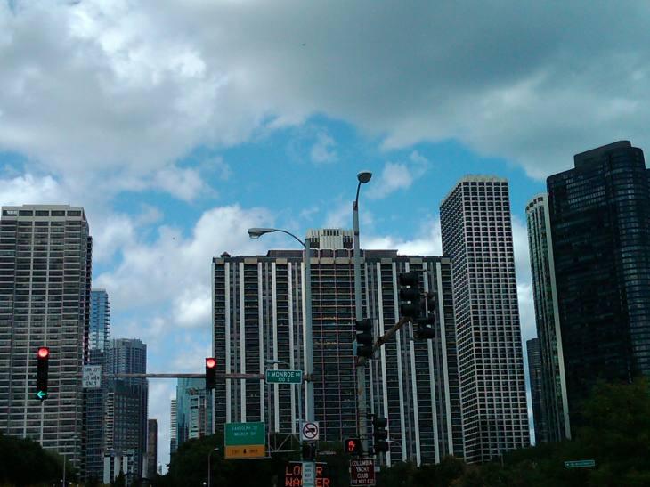 Monroe Street Chicago, LSD