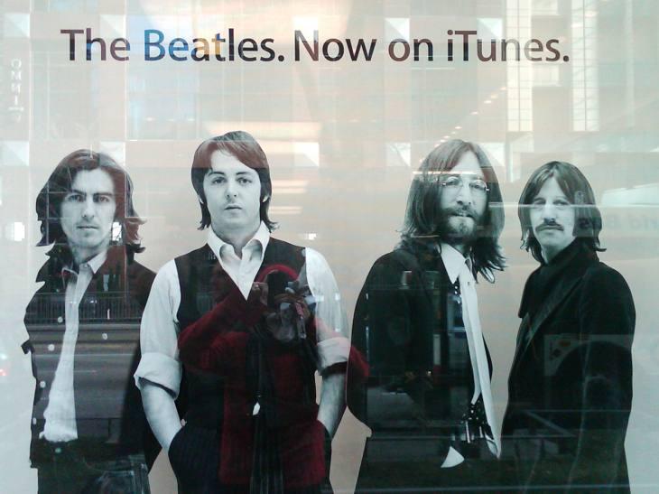Beatles Mania iTunes
